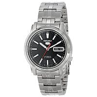 Rakuten (Buy.com) Deal: Seiko Men's 5 Silver Watch SNKL83K1 or SNKL53K1 $40 + $8 Rakuten Cash or Casio GA100-1A1 Men's G-Shock Watch $68 + $13 Rakuten Cash + Free Shipping