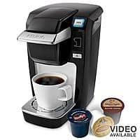 Kohls Deal: Keurig K10 B31 MINI Plus Personal Coffee Brewer $60 or Keurig K45 B40 Elite Coffee Brewer $74 after $10 Rebate (Kohl's Cardholders Only) + Free Shipping