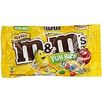 Amazon Deal: 6-Pack 11.23oz M&M's Fun Size Peanut Chocolate Candy