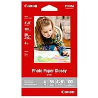 Canon Deal: 3-Pack of Canon Photo Paper Glossy 4x6 (100 Sheets) $11.99 + Free Shipping