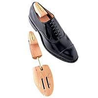 Jos A Bank Deal: JoS. A. Bank Extra 20% off $100+: Cedar Shoe Tree $8.50 or 12x for $81.60, Shoe Care Kit $8.50, Belt Rack $5 & More + Free Shipping