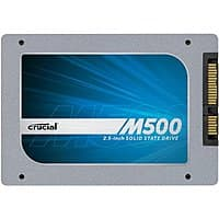 Newegg Deal: 240GB Crucial M500 SSD + Targus External Battery Pack