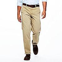 Haggar Deal: Haggar Men's LK Life Khaki Chino Pants (Various Colors)