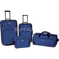 BuyDig Deal: American Tourister Ultra Lightweight Luggage: 4-Piece $54 or 7-Piece