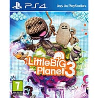 Game Deal Daily Deal: Little Big Planet 3 (PS4 Digital Download)