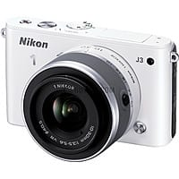 BuyDig Deal: Nikon 1 J3 Mirrorless Camera w/ 10-30mm VR Lens (Refurbished)