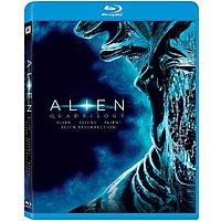Amazon Deal: Alien: Quadrilogy (Blu-ray)