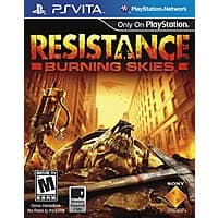 Best Buy Deal: PS Vita Games: Resistance: Burning Skies, Sly Cooper: Thieves in Time