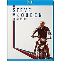 Amazon Deal: The Steve McQueen Collection (Blu-ray)