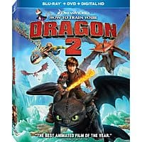 Amazon Deal: How to Train Your Dragon 2 (Blu-ray + DVD + Digital HD)