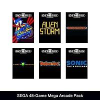Amazon Deal: SEGA 48-Game Mega Arcade Pack (PC Digital Download)