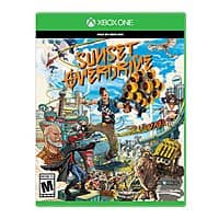 Xbox Live Marketplace Deal: Sunset Overdrive (Xbox One Digital Download)