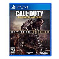 Newegg Deal: Call of Duty: Advanced Warfare Day Zero Edition (PS4 or Xbox One)