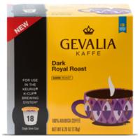 Gevalia Deal: 108-Count Gevalia K-Cups (Dark Royal Roast)