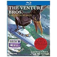 Rakuten (Buy.com) Deal: Venture Bros: Season 5 (Blu-ray + UltraViolet)