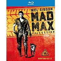Amazon (UK) Deal: The Mad Max Trilogy (Region Free Blu-ray)