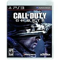 Amazon Deal: Call Of Duty: Ghosts (PS3)