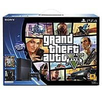 Target Stores Deal: Sony PlayStation 4 + Grand Theft Auto V + The Last of Us Remastered