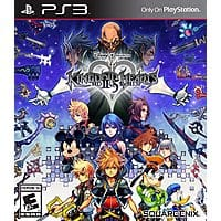 Amazon Deal: Kingdom Hearts HD 2.5 Remix (PS3)