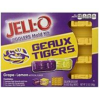 Amazon Deal: JELL-O University Kits: 2x Mold Trays + 4x 3oz Jello Gelatin Boxes