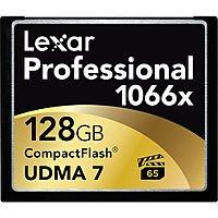 B&H Photo Video Deal: 128GB Lexar Professional 1066x CompactFlash Memory Card
