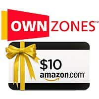 OwnZones Deal: Ownzones: $10 Amazon Gift Card for New Subscribers