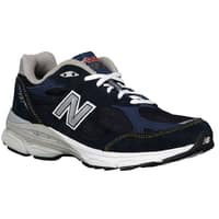 Eastbay Deal: New Balance Men's 990V3 Running Shoe (Denim Blue/Grey)