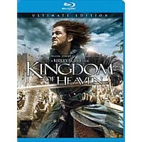 Amazon Deal: Kingdom of Heaven Ultimate Edition (Blu-ray)