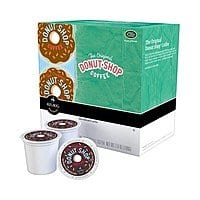 Target Deal: 54-Count Original Donut Shop or Eight O'Clock Keurig K-Cups
