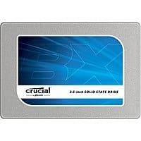 Newegg Deal: 500GB Crucial BX100 2.5