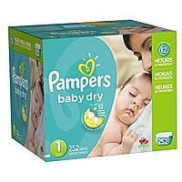 Target Deal: 2-Boxes of Pampers Diapers Economy Plus Packs (Baby Dry, Swaddlers, or Cruisers) + $30 Target Gift Card $94.38 + Free Shipping