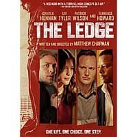 Amazon Deal: The Ledge (Blu-ray) $3.30 + Free Shipping w/ Prime or FSSS