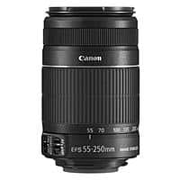 Canon Deal: Canon Refurbished Sale: EF-S 55-250mm f/4-5.6 IS II Lens