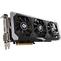 Newegg Deal: PowerColor PCS+ Radeon R9 390 8GB 512-Bit GDDR5 ATX Video Card