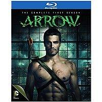 Deep Discount Deal: Blu-rays: Arrow: Complete First Season $9, Complete Second Season