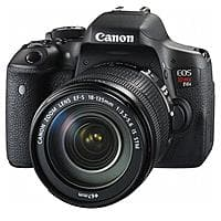 Adorama Deal: Canon T6i DSLR + 18-135mm f/3.5-5.6 IS STM Lens + PRO-100 Bundle