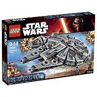 LEGO Star Wars Sets: Ewok Village $175, Millennium Falcon