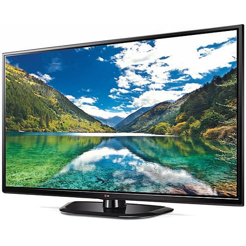 "42"" LG 42PN4500 720p 600Hz Plasma HDTV + $125 Dell eGift Card $299 with free shipping *Back Again*"