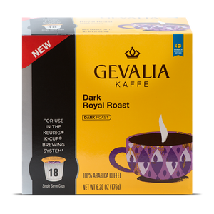 2 Boxes of Gevalia K-Cups or Ground Coffee  Free + Free Shipping