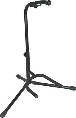 Musician's Gear Tubular Guitar Stand (Black) $5 + Free In-Store Pickup *Back*