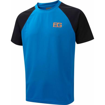Bear Grylls Technical T-Shirt, Extreme Blue/Black $5 free site to store shipping