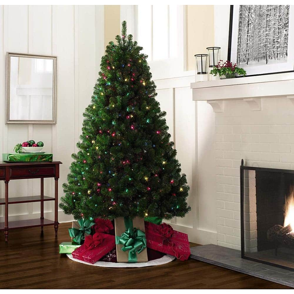 6.5' Trim A Home Van Buren Pine Christmas Tree w/ 500 Lights  $50 + Free Store Pickup (For Shop Your Way Members)
