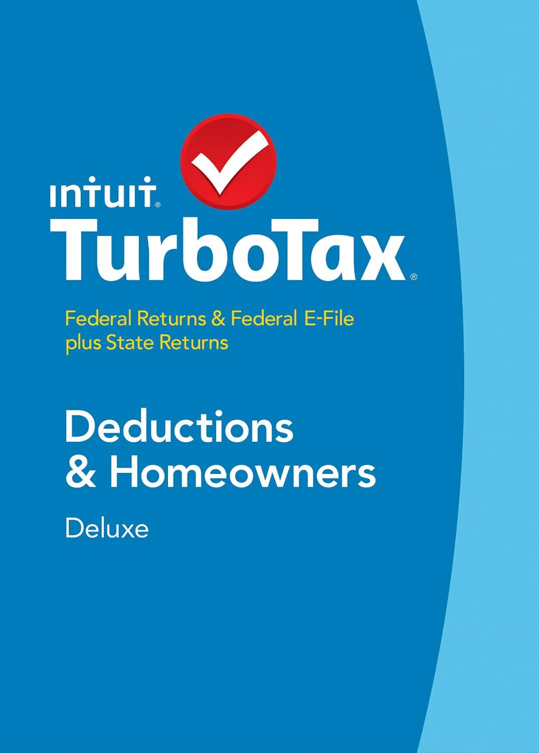 TurboTax Federal or Deluxe 2014 (PC or Mac Download)  Free