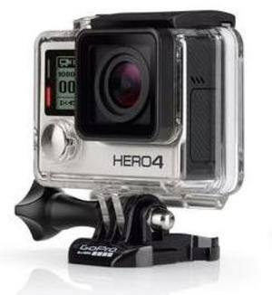 40% off GoPro Hero4 Black or Silver +FS @ gopro.com with coupon code