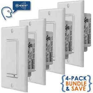 Select 4-Pack Linear Z-Wave Products:  from $59 after $50 Rebate w/ Visa Checkout + Shipping