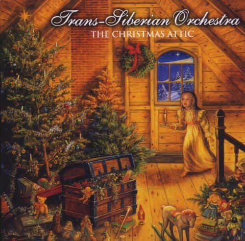 FREE Trans-Siberian Orchestra - The Christmas Attic Album from Google Play