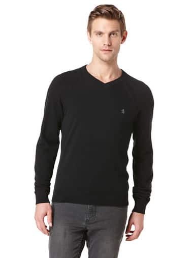 Original Penguin Extra 20% Off: Men's Sweaters $20, Polos $12, T-Shirts  $8 & More + $5 Flat-Rate Shipping
