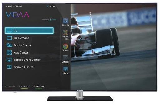 """55"""" Hisense 55H7G 1080p 120Hz Smart LED HDTV  $490 + Free Shipping"""