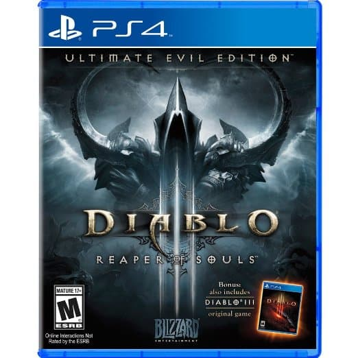Diablo III: Ultimate Evil Edition for $30/$20 @ Best Buy from 3/1-3/8