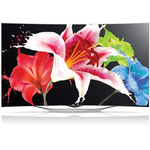 "55"" LG 55EC9300 1080p Smart 3D Curved OLED HDTV  $1999 + Free Shipping"